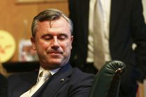 160520 VIENNA May 20 2016 Norbert Hofer candidate for presidential elections of Austria s / Bild: REUTERS