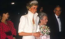 Mar 24 2006 PRINCESS DIANA IN HONG KONG 1989 A5341 DAVE CHANCELLOR PUBLICATIONxINxGERxSUIxAUT / Bild: (c) imago/ZUMA Press (imago stock&people)