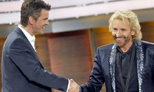 Markus Lanz interviewt Thomas Gottschalk