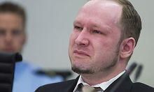 Breivik: Tränen bei eigenem Videoclip
