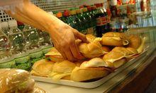 Wurst- und Käsesemmeln