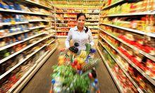 Nahrungsmittel teurer als im Vorjahr