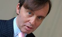 Banker Meinl chairman of Austria's closely-held Meinl Bank talks during an interview in Vienna