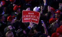 US-REPUBLICAN-PRESIDENTIAL-NOMINEE-DONALD-TRUMP-HOLDS-ELECTION-N