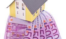 Sparpaket Immobiliensteuer schiefer Ebene