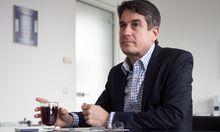 RHI-Chef Stefan Borgas sieht in der Fusion mit Magnesita eine einmalige Chance.
