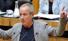 Nationalrat: Pilz nicht ausgeliefert