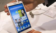 Huawei Trotz USBlockade Weltspitze