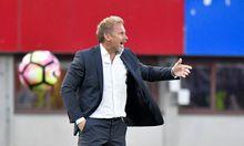 Trainer Thorsten Fink.