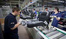 Österreichs Wirtschaft legt nach zwei Null-Quartalen wieder zu