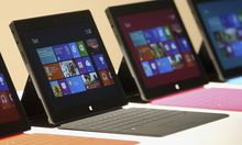 Tablet Microsoft muss auch