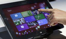 Samsung bringt Tablets mit Windows RT nicht in die USA