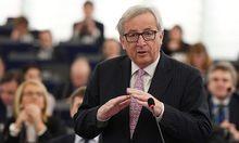 Jean Claude Juncker hält die Drohungen der EU über einen Paktbruch für unglaubwürdig.