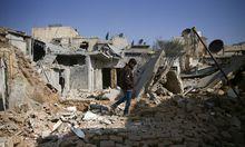 Themenbild: Kämpfe in Damaskus