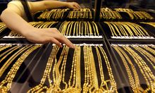 Die Nachfrage nach Gold hat 2015 überall angezogen, besonders in Asien.