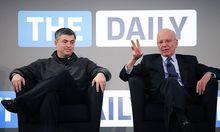 Murdoch stellt seine iPadZeitung