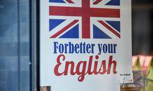 Besseres Englisch kann ja nie ein Fehler sein.