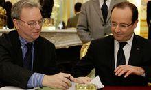 Google zahlt franzoesische Verleger