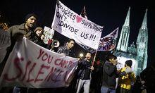 Asyl Solidaritaet Streit Verantwortung