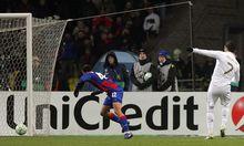 Cristiano Ronaldo erzielt das 1:0 in Moskau, doch Real kassiert in letzter Sekunde den Ausgleich.