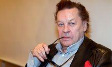 Helmut Berger verlaesst RTLDschungelcamp