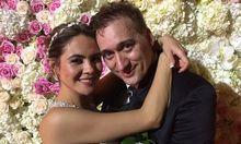 Margarita Morello und DJ Paul van Dyk