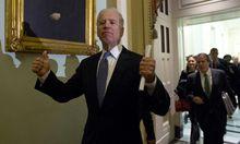 USSenat beschliesst Kompromiss Fiskalstreit
