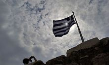 FILE GREECE EU ECONOMY