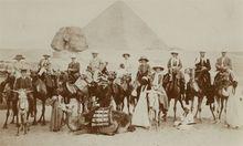 Pauschalreise nach Ägypten