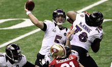 Super Bowl Baltimore Ravens