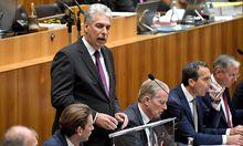 Schellings Kampfansage an die SPÖ
