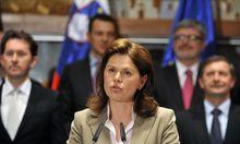 Slowenien Alenka Bratušek
