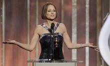 Jodie Foster Launiger Abschied