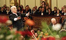 Barenboim dirigiert Neujahrskonzert 2014