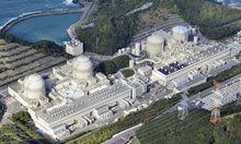 Zwei der vier Reaktoren im Akw Oi sind im Juni 2012 wieder ans Netz gegangen. Im Sommer wird wieder pausiert.