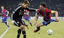 Champions League Basel feiert