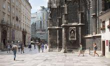 Neuer Bodenbelag für den Stephansplatz