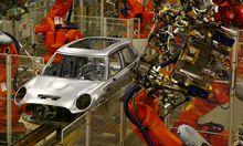BRITAIN-GERMANY-ECONOMY-MANUFACTURING-MINI-BMW