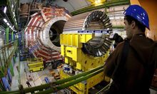 FILE SWITZERLAND SCIENCE CERN HIGGS BOSON