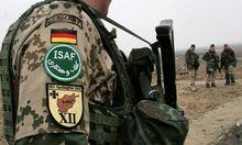 Afghanistan Ausstattung Bundeswehr Drama