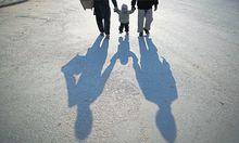 mmer in Begleitung: In den vergangenen Jahrzehnten haben die Freiräume für Kinder abgenommen, weil Eltern sich ganz besonders um sie kümmern wollen.