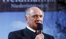 Materialschlacht Landtag begonnen