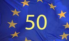 Stimmungsaufschwung EuroStoxx50 schliesst Plus
