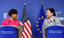 BELGIUM-EU-US-IT-PRIVACY-POLITICS-INTERNET