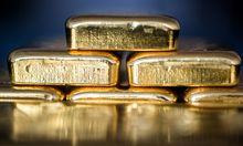 Swiss Gold Bars Inside Solar Capital Gold Zrt. As Gold Climbs To One-Year High