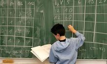 Angst vor Mathe macht echte Pein