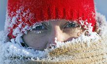 Bewegung und Sport sind auch bei großer Kälte ratsam. Man sollte sich nur gut anziehen und vor Erfrierungen schützen.