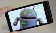 Xperia Sonys AgentenSmartphone Test