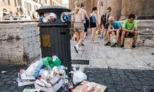 Müll aus Rom wird künftig in Österreich entsorgt