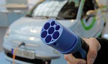 Elektroautos sind Ladenhueter